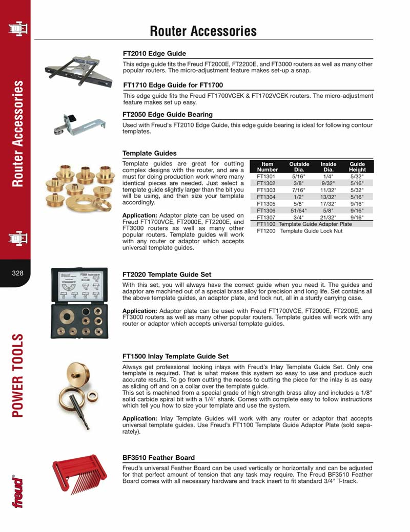 how to use router template guide bushings - freud ft1500 inlay router bit set includes bit and bushings