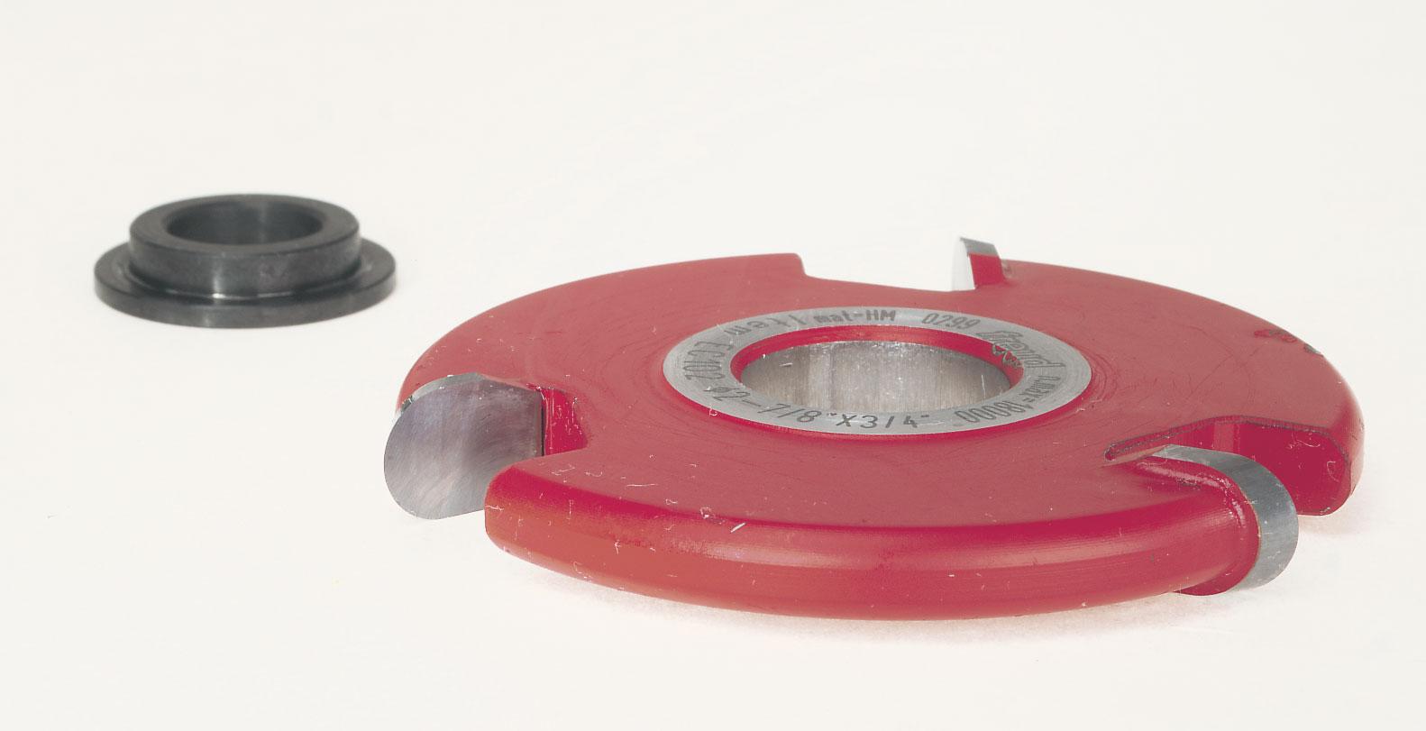 1-1//4 Bore Freud UP107 1//2-Inch Convex Radius Shaper Cutter