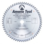 """[AMANA 612601]  12""""/60T CUT-OFF SAW TCG GRIND"""