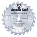 """[AMANA 712240]  12""""/24T RIPPING STRAIGHT GRIND"""