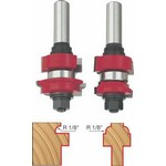 "[FREUD 99-270]  Divided Light Cabinet Door Router Bit Set (1/2"" Shank)"