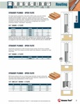 """[AMANA 45450-CNC]  2 FLUTE 1-1/4""""DIA 1/2""""SHNK CNC"""