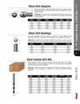 [FREUD 7120]  15mm OD X 2mm ID Drill Adaptor With 10mm Shank