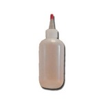 [INDUSTRIAL CONTAINER BOT16]  16 Oz Plastic Glue Bottle With Cap And Tip