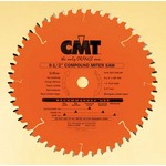 "[CMT 219.060.008]  8-1/2"" Diameter X 48T ATB Compound Miter Saw Blade With 5/8"" Arbor (.118 Kerf)"