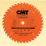 "[CMT 208.040.07]  7 - 7-1/4"" Diameter X 40 Tooth ATB Teflon Coated Cut Off Saw Blade With 5/8"" Bore"