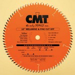 "[CMT 210.060.08]  8"" Diameter X 60T ATB Melamine & Fine Cut Off Saw Blade With 5/8"" Arbor (.126 Kerf)"