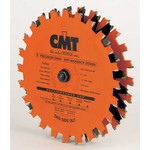 "[CMT 230.020.06]  6"" Diameter Precision Dado Set With 5/8"" Bore"