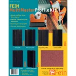 [FEIN 63806183013]  Profile Sanding Kit