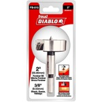 "[FREUD FB-015]  2"" Diablo High Speed Steel Forstner Bit"