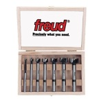 [FREUD FB-107]  7 Piece Diablo High Speed Steel Forstner Bit Set