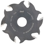 "[FREUD FI100]  3-15/16"" Diameter 6 Teeth Replacement Blade For JS100 Biscuit Joiner"