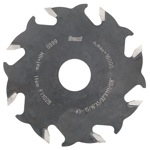 "[FREUD FI102]  3-15/16"" Diameter 8 Teeth Replacement Blade For JS100/JS102 Biscuit Joiner"
