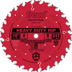 "[FREUD LM72R016]  16"" Diameter X 36T Flat Heavy-Duty Rip Carbide-Tipped Saw Blade With 1"" Arbor (.177 Kerf)"