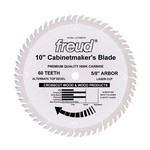 "[FREUD LU73M009] 9"" Diameter X 54T ATB Cabinetmaker's Crosscut Carbide-Tipped Saw Blade With 5/8"" Arbor (.126 Kerf)"