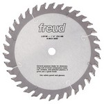 "[FREUD LU81M008] 8"" Diameter X 32T TCG Heavy Duty Multipurpose Carbide-Tipped Saw Blade With 5/8"" Arbor (.126 Kerf)"
