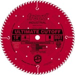 "[FREUD LU85R009]  9"" Diameter X 72T ATB Ultimate Cut-Off Carbide-Tipped Saw Blade With 5/8"" Arbor (.116 Kerf)"