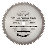 "[FREUD LU89M012] 12"" Diameter X 86T TCG Thick Non-Ferrous Metal Carbide-Tipped Saw Blade With 1"" Arbor (.122 Kerf)"