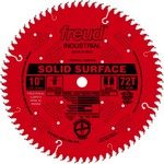 "[FREUD LU95R010] 10"" Diameter X 72T TCG Solid Surface Carbide-Tipped Saw Blade With 5/8"" Arbor (.126 Kerf)"