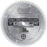 "[FREUD LU97M010] 10"" Diameter X 80T TCG Double Sided Laminate/Melamine Carbide-Tipped Saw Blade With 5/8"" Arbor (.126 Kerf)"