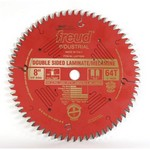 "[FREUD LU97R008] 8"" Diameter X 64T TCG Double Sided Laminate/Melamine Carbide-Tipped Saw Blade With 5/8"" Arbor (.126 Kerf)"