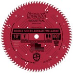 "[FREUD LU97R010] 10"" Diameter X 80T TCG Double Sided Laminate/Melamine Carbide-Tipped Saw Blade With 5/8"" Arbor (.126 Kerf)"
