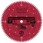 "[FREUD LU98R010] 10"" Diameter X 80T TCG Single Sided Laminate/Melamine Carbide-Tipped Saw Blade With 5/8"" Arbor (.126 Kerf)"