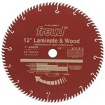 "[FREUD LU98R012] 12"" Diameter X 96T TCG Single Sided Laminate/Melamine Carbide-Tipped Saw Blade With 1"" Arbor (.126 Kerf)"