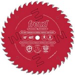 "[FREUD P410]  10"" Diameter X 40T Hi-ATB Combination Carbide-Tipped Saw Blade With 5/8"" Arbor (.126"" Kerf)"