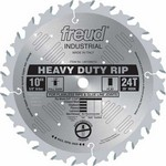 "[FREUD LM72M016]  16"" Diameter X 36T Flat Heavy-Duty Rip Carbide-Tipped Saw Blade With 1"" Arbor (.177 Kerf)"