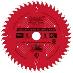 [FREUD LU79R006M20]  160mm Diameter X 48T HiATB Thin Kerf Plywood, Melamine & Finish Carbide-Tipped Saw Blade With 20mm Arbor (2.2mm/.087 Kerf) For Festool Saws