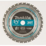 "[MAKITA A-94518] 5-3/8"" 30t Carbide-Tipped Metal Cutting Saw Blade"