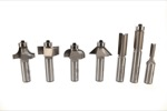 "[WHITESIDE 401]  Basic 7 pc Router Bit Set (1/2"" Shank)"